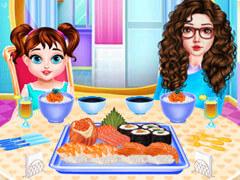 Суши для Люсили и Патриции