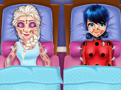 Ladybug And Elsa's First…